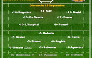 Composition Equipe I