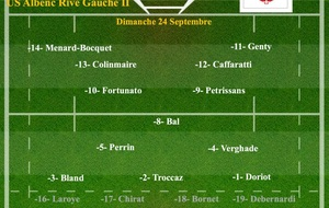 Composition Equipe II