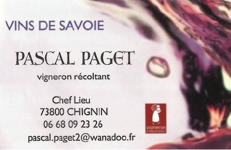 PAGET PASCAL